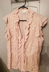 Venus lace blouse